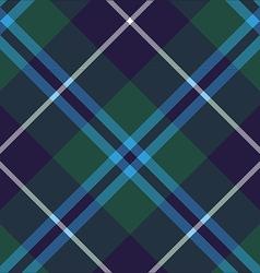 Douglas tartan fabric texture seamless diagonal vector