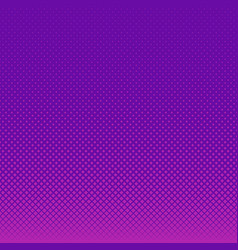 Halftone square pattern background - design from vector