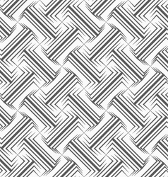 Shades of gray pointy double T shapes vector