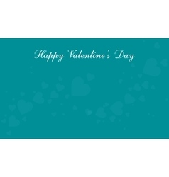 Happy Valentine Day backgrounds collection vector image