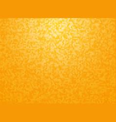 vibrant sunny yellow hexagon background vector image