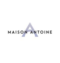 A letter logo lettermark monogram typeface luxury vector