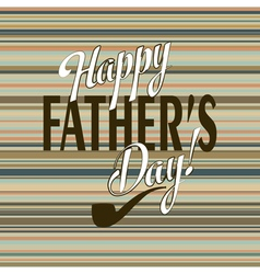 Fathers festivity vector
