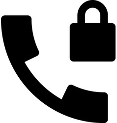 Call lock vector