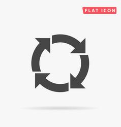Consistency consistent arrow vector
