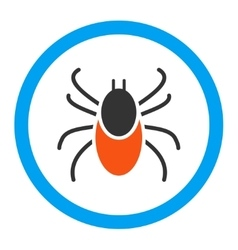 Mite Rounded Icon vector
