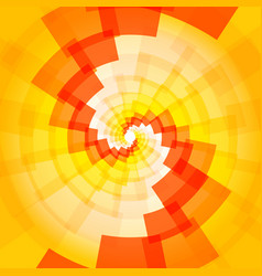 modern bright yellow orange background with vector image