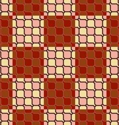 Oriental style decorative lattice vector