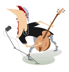 Let be where rock vector image vector image