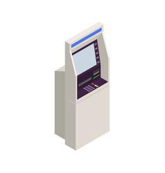 Atm interface vector