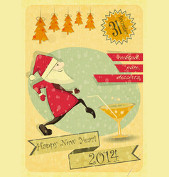 New Year Party vector