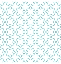 Curved Diamonds Pattern vector image