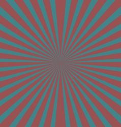 Background marsala rays vector image