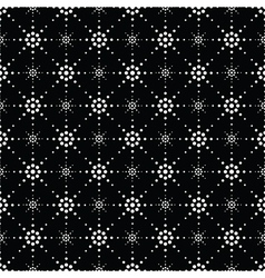 Seamless pattern of symbolic stars 2 vector