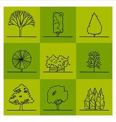 Tree 1 vector