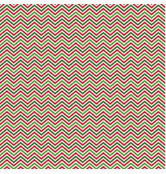 christmas retro geometric seamless pattern vector image