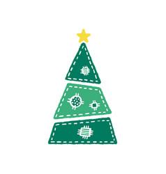 Pine tree logo vector