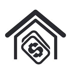house buy single vector image vector image