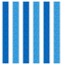 Blue Line Pattern Background vector