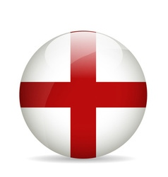 Flag of England vector