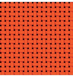 Weaving basket Seamless abstract pattern vector