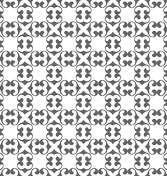 Seamless pattern in Arabic style vector image vector image