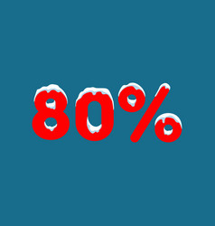 10 off a discount ten percent numbers in the vector image