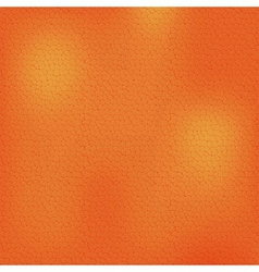 Orange Leather Background Texture vector