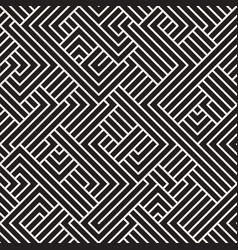 Seamless geometric pattern irregular vector