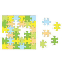 add together puzzles - task vector image