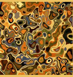creative geometric background trendy fluid flow vector image