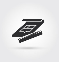 Engineering project symbol vector