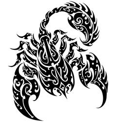 Scorpion - 05 vector image