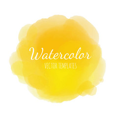 watercolor background 4 vector image