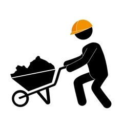 Builder worker construction vector