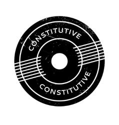 Constitutive rubber stamp vector