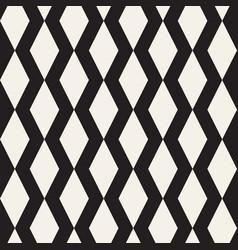 seamless decorative background geometric vector image