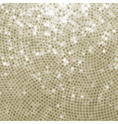 elegant glittering background vector image vector image