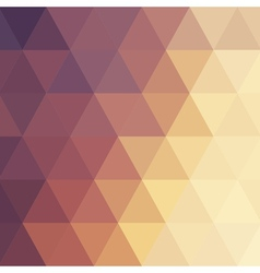 triangular background 1 vector image vector image