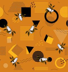 safari africa design leopard and tiger snake vector image