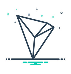 Tron coin vector