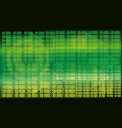 abstract background figures green squares and vector image