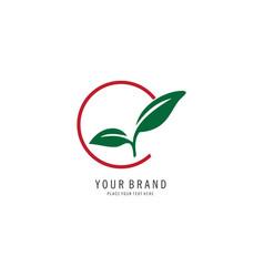 seed logo vector image vector image
