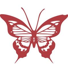 Butterflies Clipart Design vector image
