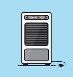 Air cooler vector