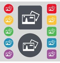 Copy File JPG sign icon Download image file symbol vector