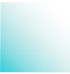 Halftone colorful pattern vector image