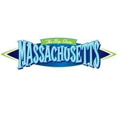 Massachusetts The Bay State vector