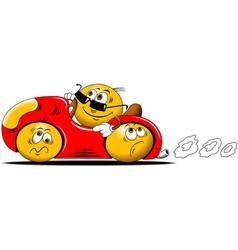 auto balls vector image vector image