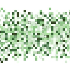 Squares technology background vector